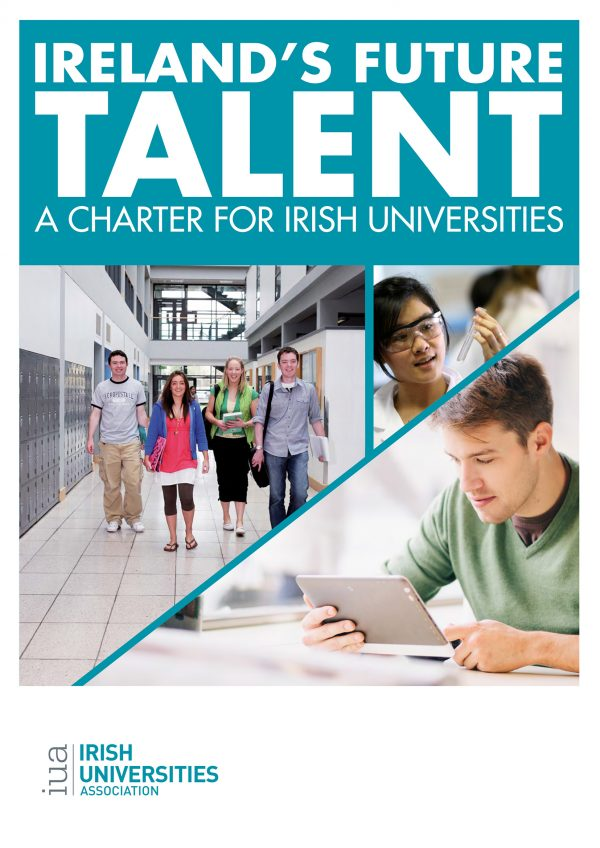 Ireland's Future Talent – A Charter for Irish Universities