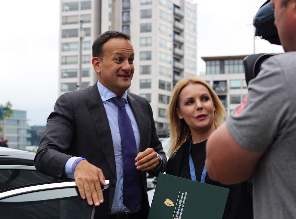 University Times — Taoiseach Rules Out Fee Increase and Student Loan Scheme in Surprise Move