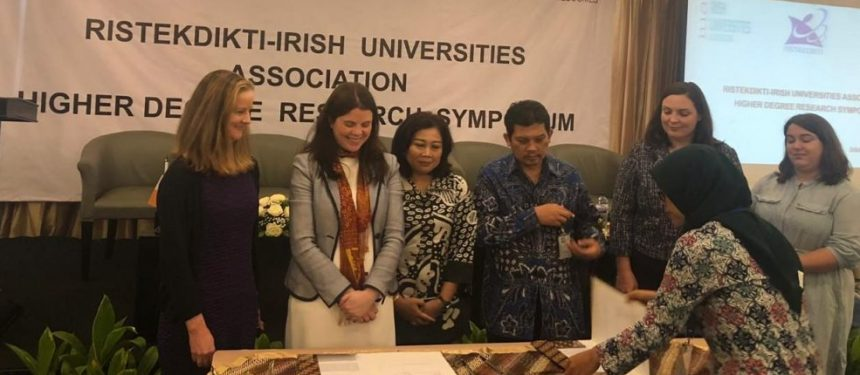The Pie News — IUA in scholarship agreement with Indonesia