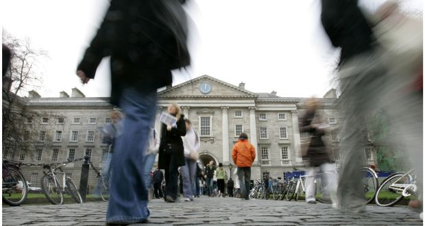 The Irish Times — Universities say they may have to limit number of Irish students due to funding shortage