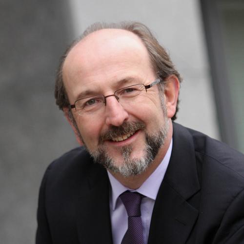 Prof. Brian MacCraith (DCU)