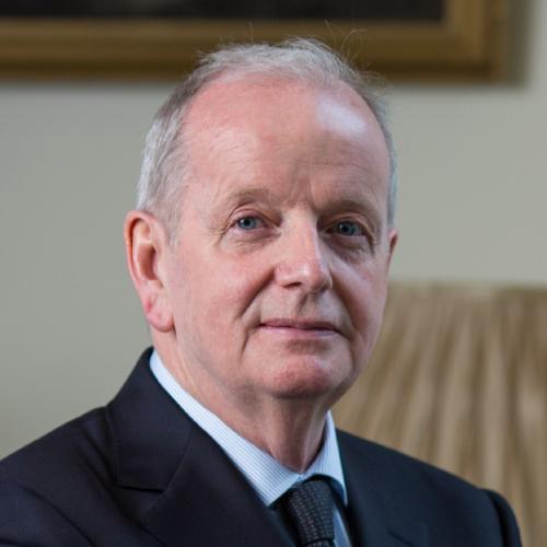 Prof. Des Fitzgerald (UL)