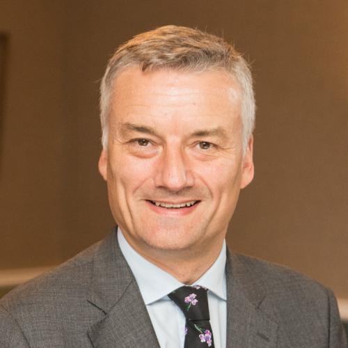 Dr. Patrick Prendergast (TCD)