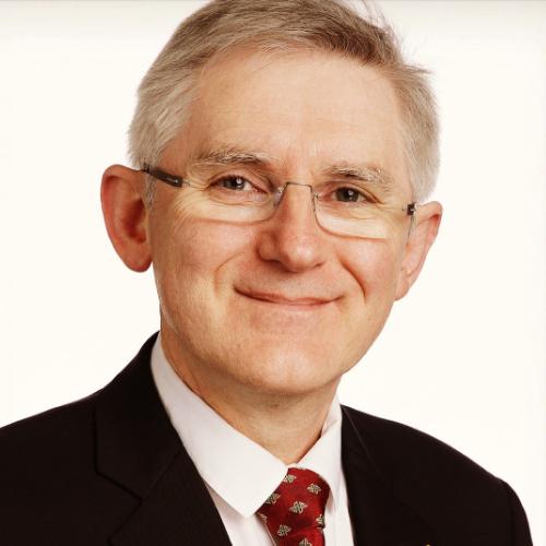 Prof. Patrick O'Shea (UCC)