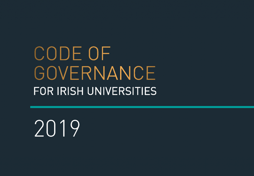 Code of Governance for Irish Universities 2019