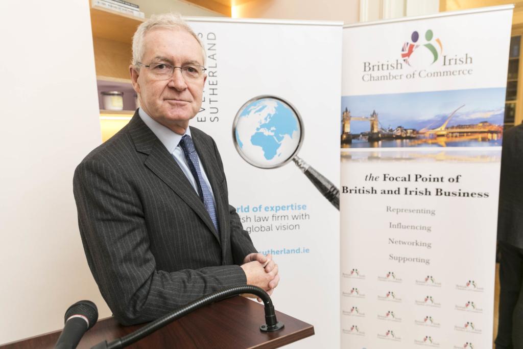 Speech on Higher Education (Funding & Brexit) by President of Bristol University Prof. Hugh Brady