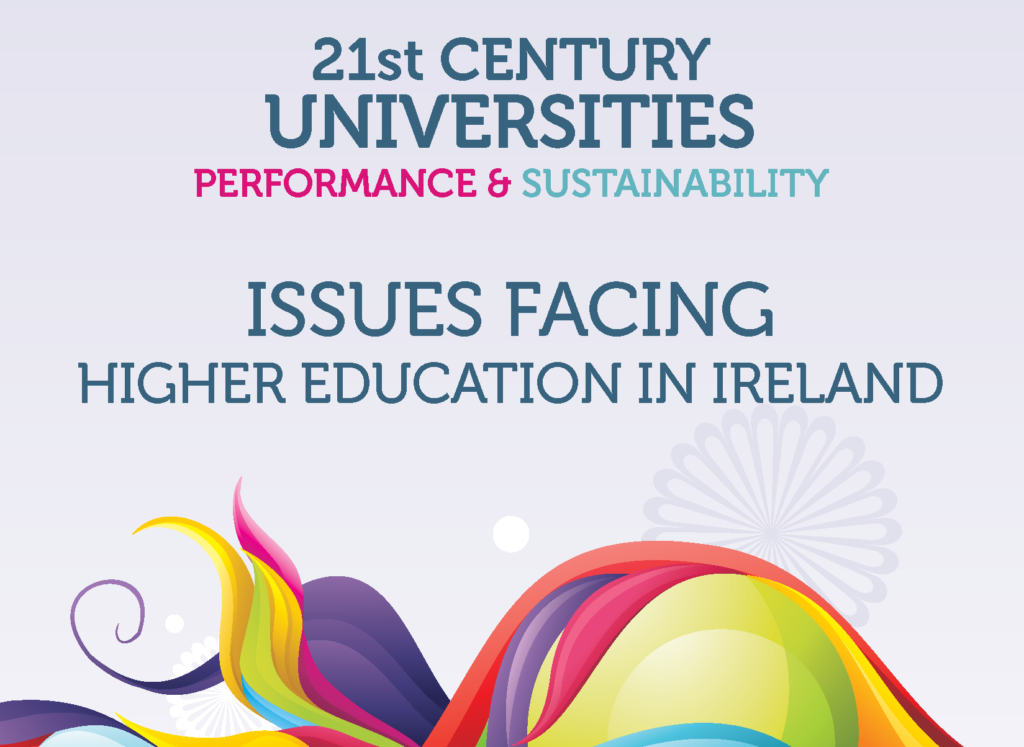 Issues Facing Higher Education in Ireland – IUA Symposium Sept 2014