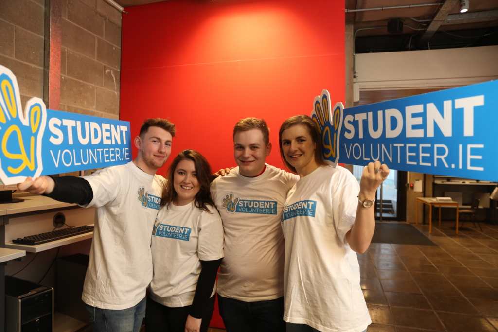 On World Volunteer Day Universities Celebrate the Achievements of their Student Volunteers