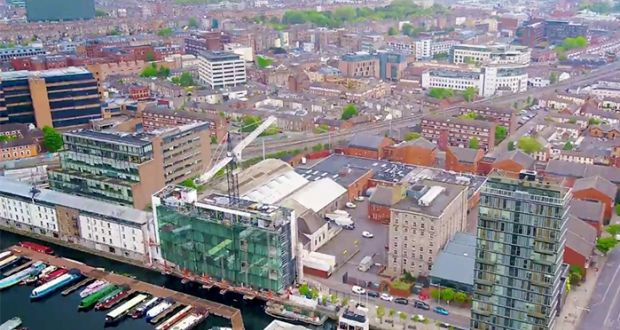 Irish Times: Government backs new €1bn Silicon Docks campus for Trinity College