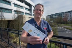 UCC Stephen Cusack, Prof of Emergency Medicine CUH with early warning tool