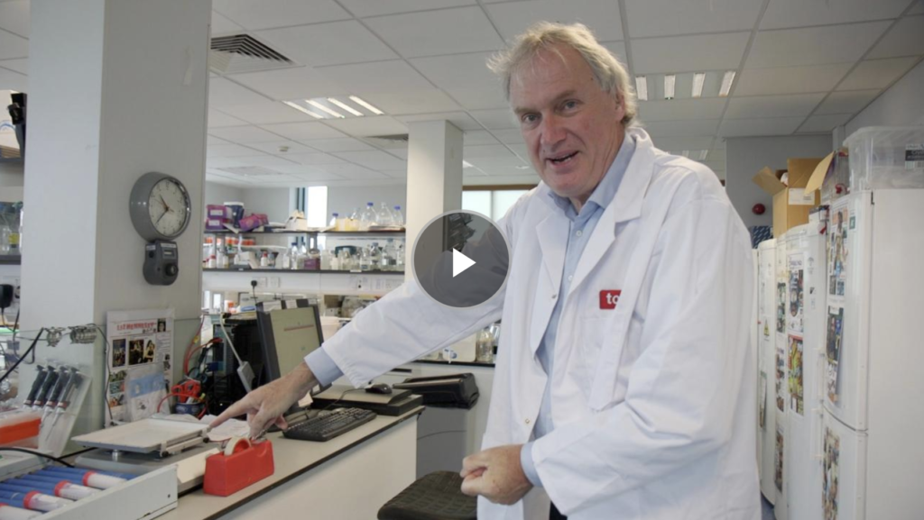 WATCH: Prof Luke O'Neill- 'It's definitely beatable, Covid-19'