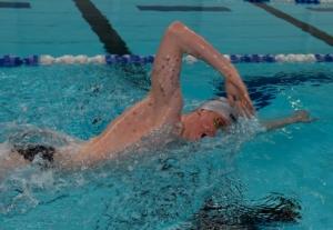 Finn McGeever, Swimming