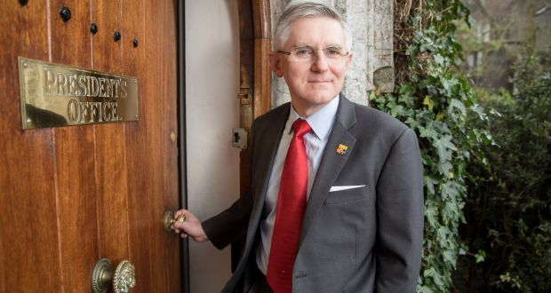 UCC president to retire early for 'personal reasons'