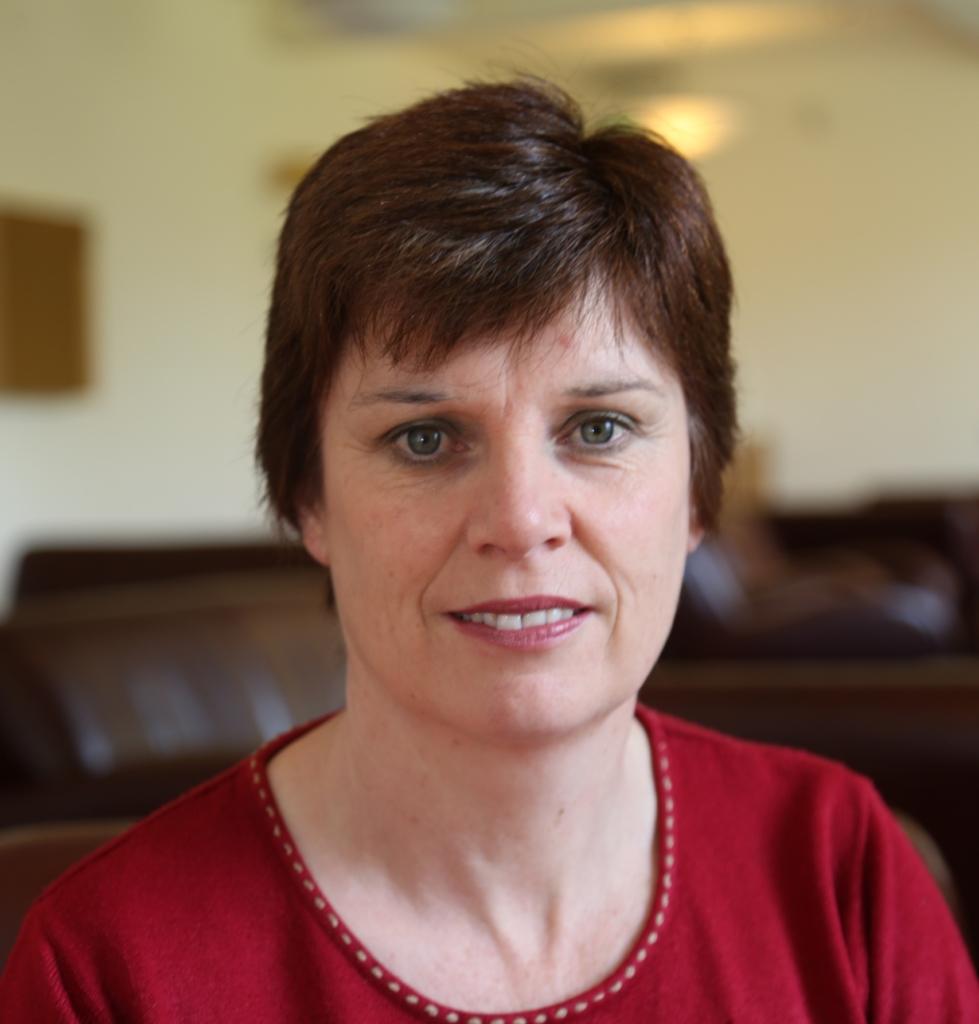 Cathy McLoughlin