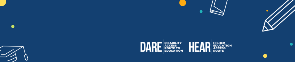 DARE HEAR Application Online Information Sessions and Presentations 2021