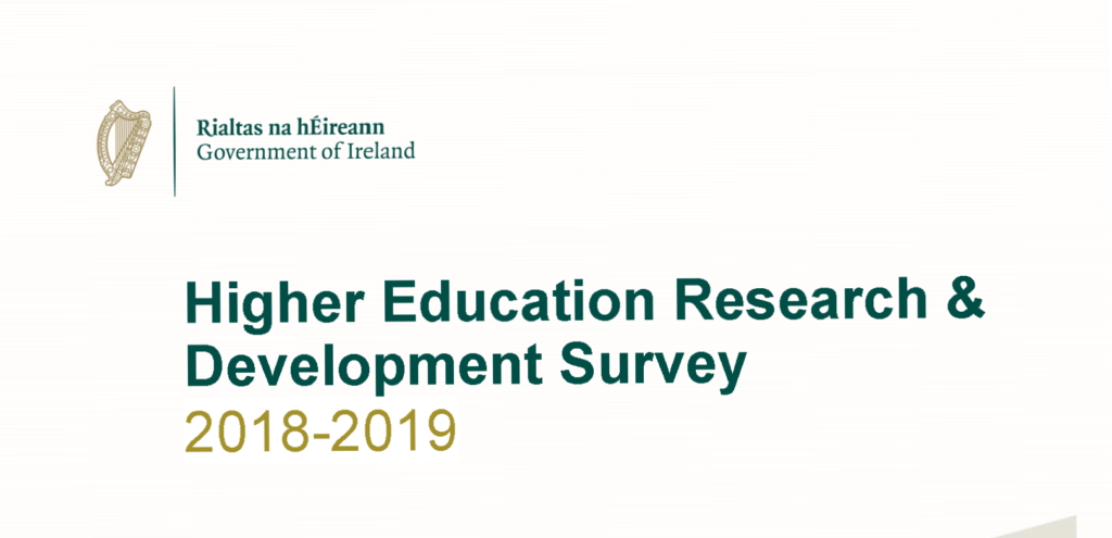 IUA Statement 20.01.21: Higher Education Research & Development Survey welcome but highlights the need for a step change in research investment