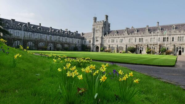 UCC named one of the world's most sustainable universities