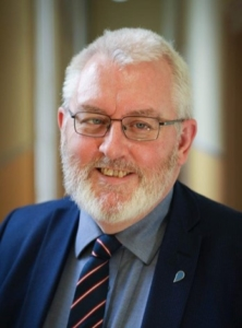 Panelist: Prof Pól Ó Dochartaigh