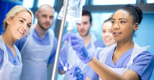 IUA Release 12.05.21 – IUA calls for investment and support in nursing and midwifery education