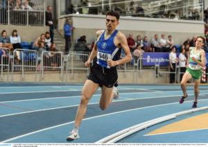 Andrew Coscoran, Athletics
