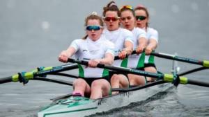 Emily Hegarty, Rowing