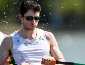Ronan Byrne, Rowing