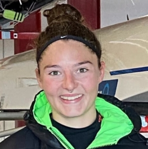Tara Hanlon, Rowing