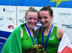 Mags Cremen & Aoife Casey, Rowing (partners)
