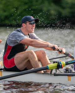 John Tanguay, Paralympic Rowing
