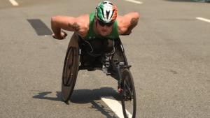 Patrick Monahan, Marathon
