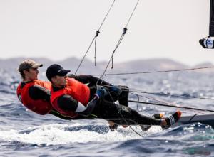 Sean Waddilove, Sailing