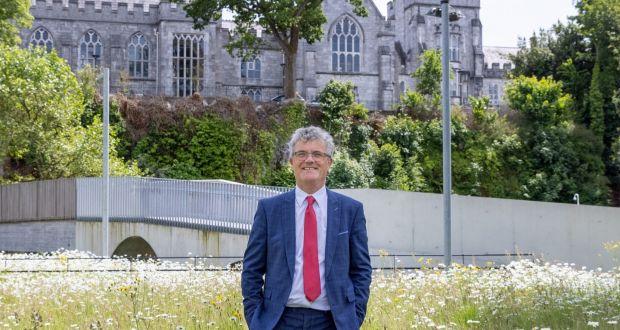 Irish Times – University College Cork appoints Prof John O'Halloran as president